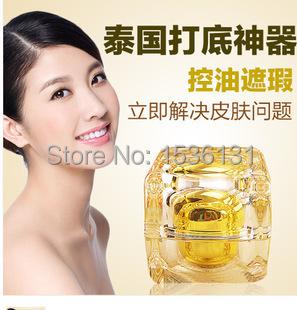 Invisível poros isolamento branqueamento Zhexia base de beleza cosméticos