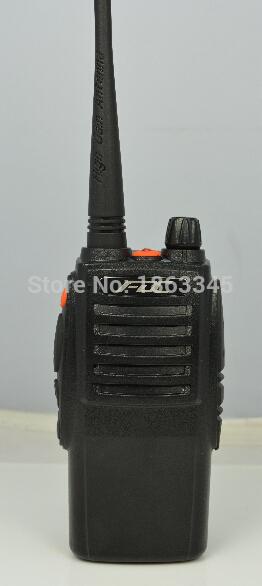 portable radio transmitter 10W FD-850 Plus VHF 136-174MHz Professional FM Transceiver waterproof walkie talkie 10km(China (Mainland))