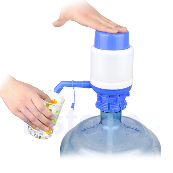 Drinking Hand Press Pump for Bottled Water Dispenser(China (Mainland))