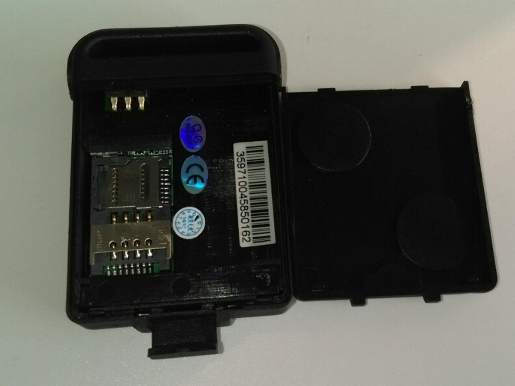 Купить Бесплатная доставка 100% Brand new Кобан портативный GPS 102B трекер TK-102, 4 полосы GSM/GPRS/GPS TK102 Устройства Слежения
