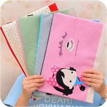 A4 File Bag 32*23CM File Folder /Documents File Bag /Stationery Filling BAG School Office Storage File Pouch Holder Zipper Bag(China (Mainland))