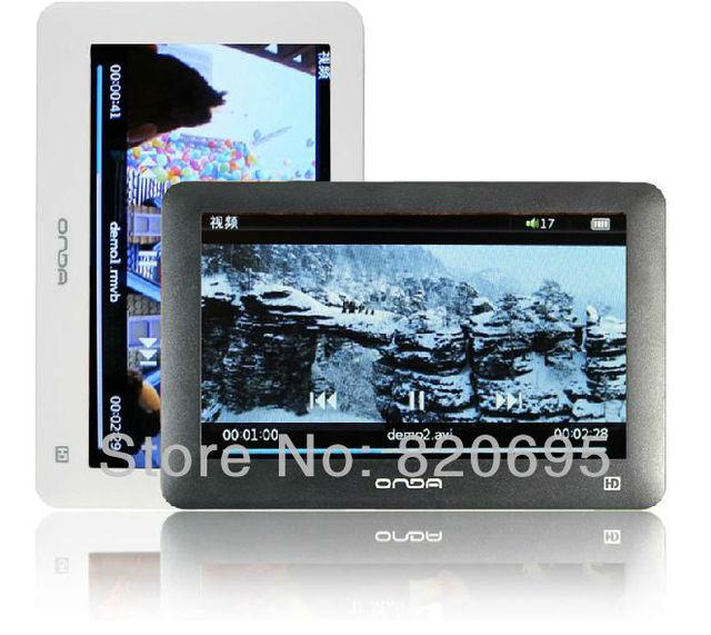 Ansus VX530LE 4G 4.3' MP4 full hd video output bundle
