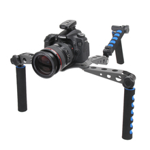 Buy DSLR Filmmaking System Shoulder Mount Stabilization Stabilizer Canon 5D Nikon 4D Sony Panasonic DSLR Cameras Camcorders for $52.50 in AliExpress store