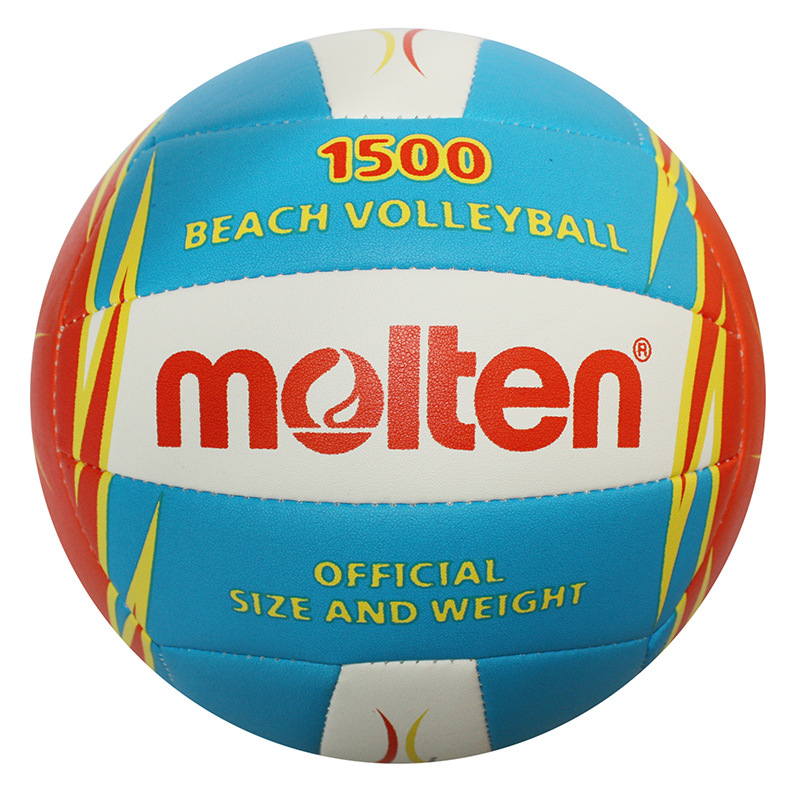 2016 Newest Free Shipping New Brand Molten V5B1500 PU Volleyball Beach Volleyball Ball Size 5 Match Training Game Ball(China (Mainland))
