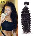 Deep Wave Peruvian Virgin Hair 3 Bundles Lot 7A Unprocessed 100 Peruvian Human Hair Weave Deep