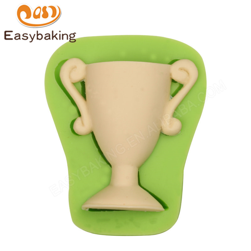 ES-6309 Fondant Mould Silicone Molds for Cake Decorating