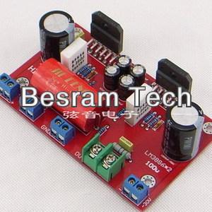 Здесь можно купить  HIFI Parallel Mono LM3886*2 100W Amplifier Board DIY AMP Board  Бытовая электроника
