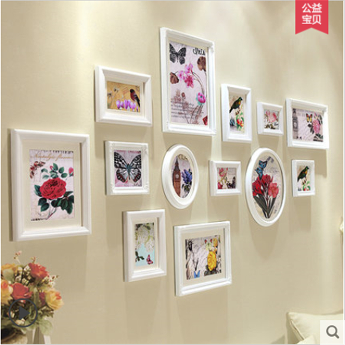 frames picture more deled about 13 pcs lot wall decor picture frames