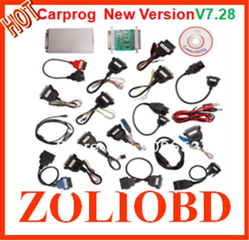2016 special diagnostic carprog V7.28 full best quality ECU Chip Tunning carprog programmer with top aftersale service Carprog(China (Mainland))
