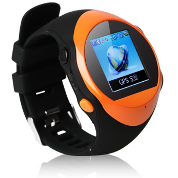 New ZGPAX Smart Watch For Child And Older LCD Screen GPS Positioning LBS location and SOS