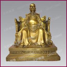 Lucky Bronze bronze statue taoism supplies juggernaughts brass crafts (A 0319 discount 35%)(China (Mainland))