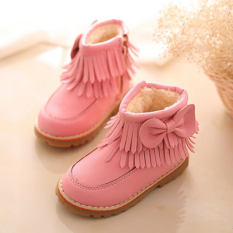Гаджет   winter 2014 baby snow boots boy and girl children cotton shoes waterproof warm shoes non-skid cotton  leather shoes  None Детские товары