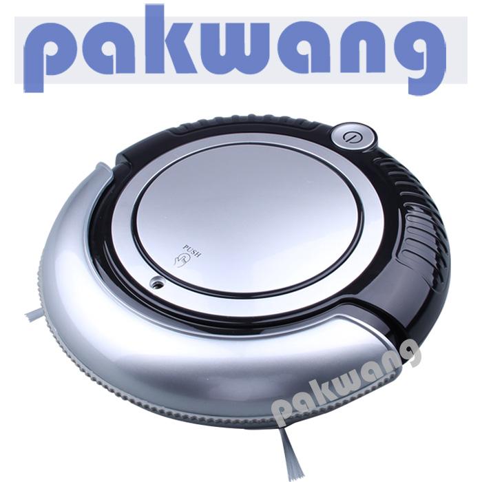 Pakwang Mini Convenient Home Appliance Auto Machine K6L Low Price 2016 brand new Robot Vacuum Cleaner(China (Mainland))