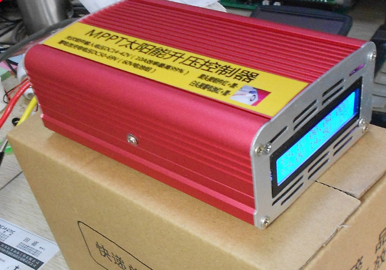 Solar Boost Controller 36V48V60V electric car battery charger<br><br>Aliexpress