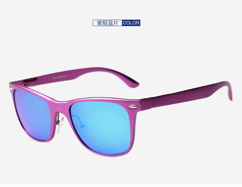 2015 New Polaroid Sunglasses Unisex Wayfarer Polarized Driving aluminum magnesium Sun Glasses Brand Designer Oculos Male