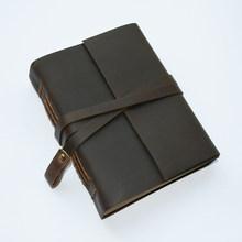 MaoTu خمر دفتر يوميات جلدي سميك كتاب دفاتر كتابة العتيقة اليدوية المفكرة فارغة كرافت ورقة هدية عيد ميلاد(China)
