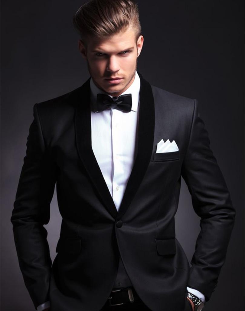 Black Suit For Wedding - Ocodea.com