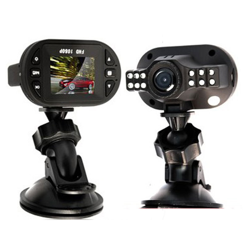 Free Shipping!2013 Newest Mini Size HD 1920*1080P 12 IR LED Car Vehicle CAM Video Dash Camera C600 Recorder Russian Car DVR
