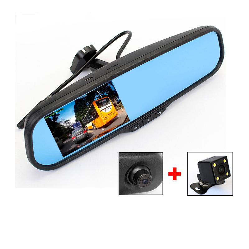Автомобильный монитор DVR HD