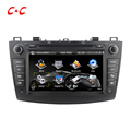 Promotion Car DVD Player for New Mazda 3 2010 2013 with GPS Radio Canbus TV BT