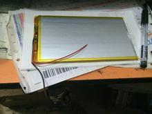 New yorwats G12 general 3580140 lithium battery 5500mAh, package capacity