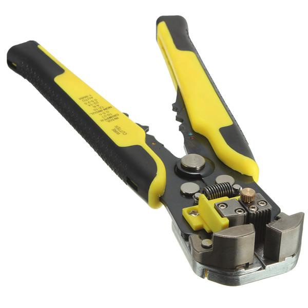 Professional Automatic Wire Striper Cutter Stripper Crimper Pliers Terminal Tool(China (Mainland))