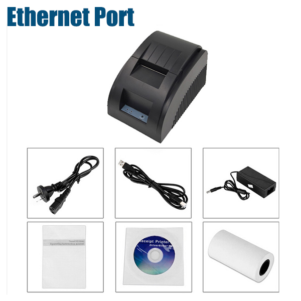 CE / FCC / CCC / RoHS quality guarantee POS systems of thermal receipt printer 58mm