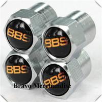 4caps/set mini-type automobile wheel tire tyre valve cap cover with bbs car brands logo emblem badge