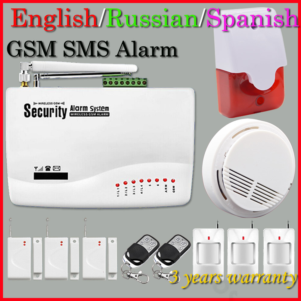 detector movement picture more detailed picture about free shipping wireless gsm home security. Black Bedroom Furniture Sets. Home Design Ideas