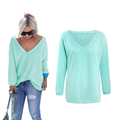 Long Cardigan Women Sweater 6 colors 2016 autumn winte Lady Knitted Cardigans Tops Plus Size Casual