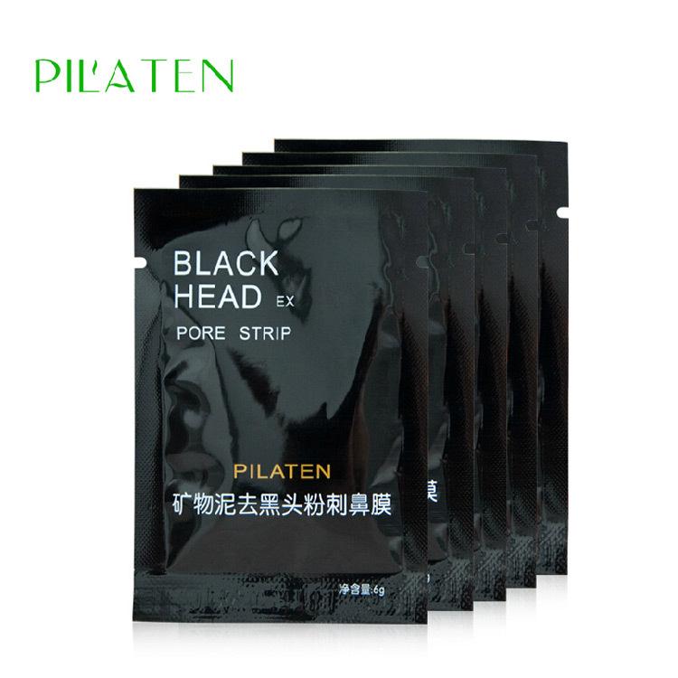 Косметическая маска для лица 1 PILATEN , EX PILATEN-1 косметические маски fabrik cosmetology комплект black mask pilaten 10шт