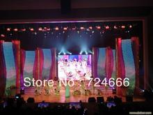 Asram P6 High resolution/density/clear/video-------P10/P7.62/P5 full color indoor led display screen rental led video screen(China (Mainland))