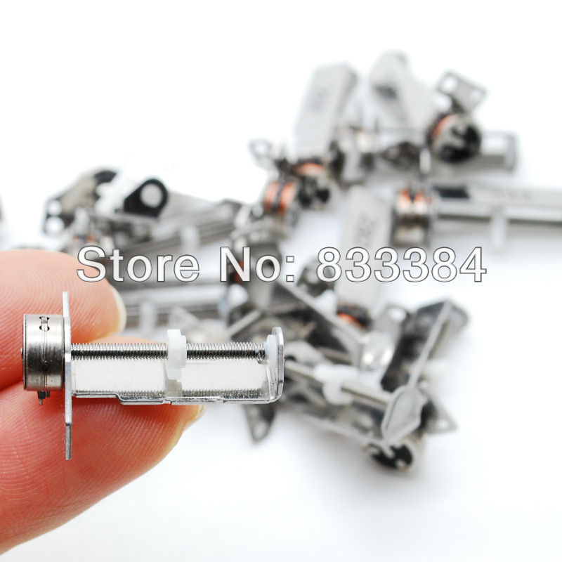 NEW 20pcs Japan Sanyo 4 Wire 2 Phase micro stepper motor D7xH4mm with a small division bar for camera(China (Mainland))