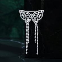 Viennois Farfalla Spilla Spille Oro di Colore Bella Gioelleria raffinata e alla moda Per Le Donne(China)