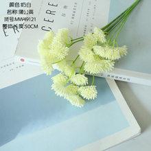 Одуванчик для дома свадебный боке держатель дорожный цветок стена Мори девушка линия искусственный цветок(Китай)