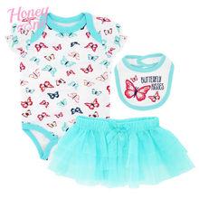 Honeyzone יילוד תינוק ילד בגדי סט ירוק דינוזאור Romper + כובע + מכנסיים + נעלי 4pcs בגדי חליפה(China)