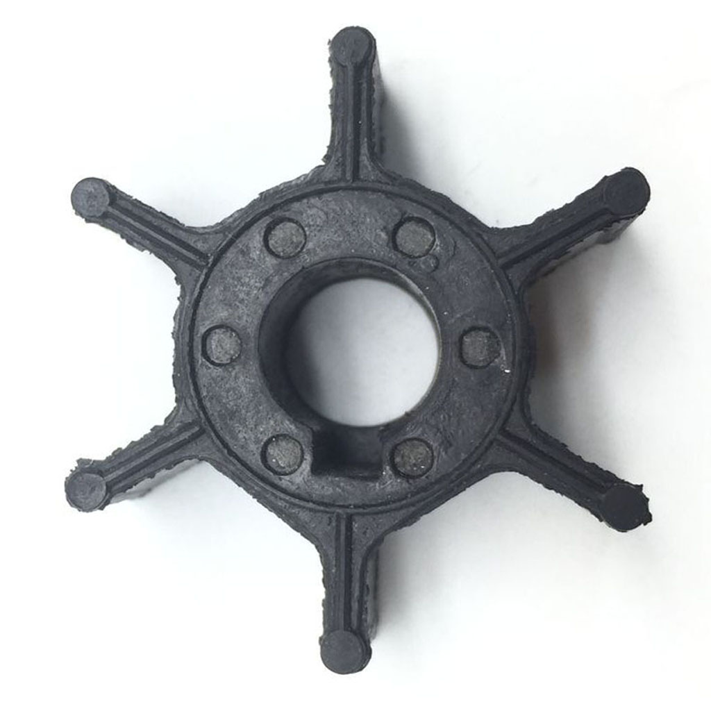 Water Pump Impeller Repair Kit for Yamaha 2.5 & 3 hp 3A & Malta Outboard Replaces 6L5-44352-00