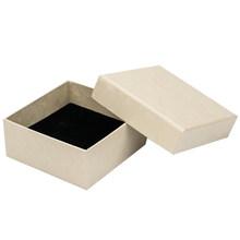 2019 평방 반지 목걸이 귀걸이 팔찌 결혼식 날짜 보석 선물 상자 섬세 한 단색 보석 상자 고품질 도매(China)