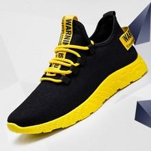 LOOZYKIT nueva Moda hombre zapatilla transpirable Casual antideslizante hombres vulcanizan los zapatos masculinos con cordones resistentes al desgaste Tenis Masculino(China)