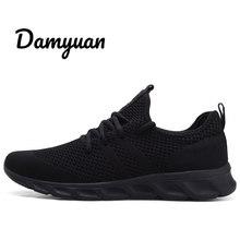 Damyuan gündelik erkek ayakkabısı erkek ayakkabıları boyutu 46 47 ayakkabı Sneakers spor moda ayakkabı kadın ayakkabı yeni moda severler ayakkabı(China)