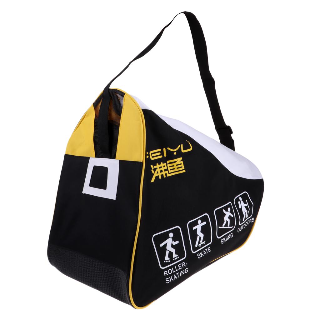 High Quality Roller Skate Ski Boot Bag Snowboard Equipment Tool Shoulder Bag