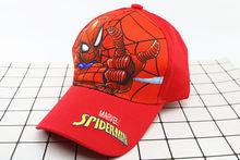 2020 yeni 2-8 Y çocuk şapkaları baskılı beyzbol kapaklar karikatür bebek Hip Hop şapka yaz moda erkek Snapback erkek çocuklar şapka kasketleri(China)