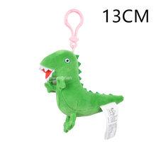 Original 19/30/· 46 centímetros peppa pig amigo da menina bonito dos desenhos animados do dragão de pelúcia boneca de brinquedo de pelúcia rosa família do porco crianças partido presente da menina do menino(China)