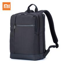 Xiao mi mi Mochila Clássico 17L Grande Capacidade Estudantes Mochilas de Negócios Bolsa Para Laptop Homens Mulheres Sacos De 15-polegada laptop Durável(China)