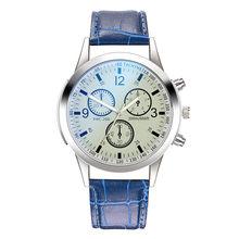Pria Jam Tangan Top Brand Mewah 2019 Kuarsa Stainless Steel Dial Bracele Menonton Blaus Masculino Relojes Hombre(China)