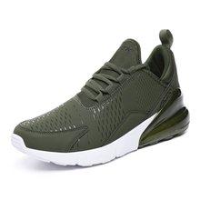 46 erkek koşu ayakkabıları spor ayakkabılar sıcak atletik eğitmenler açık kadın yürüyüş spor ayakkabı koşu Sneakers zapatos hombre artı boyutu(China)