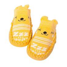 ถุงเท้าเด็กยาง Soles ทารกถุงเท้าเด็กแรก(China)
