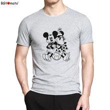 קריקטורה מיקי t חולצות יפה חמוד t חולצה 3d מכירה לוהטת חדש לגמרי טוב באיכות מגניב חולצה כוכב מלחמת אופנה חולצת טי חלל למעלה(China)