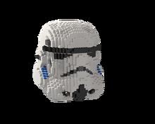 Legoins Lepins строительный блок, Звездные войны, подарок на день рождения для мальчика, шлем, размер, Империя, кавалерия(Китай)