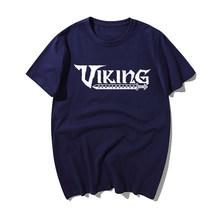 ויקינגים Valhalla אודין T חולצות גברים מעצב חדש חולצת טי קיץ אופנה כותנה קצר שרוול Tshirts היפ הופ חולצות סווטשירט(China)